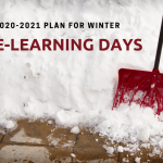 E-learning day will replace inclement weather days