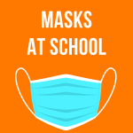 Masks must continue to be worn by everyone through end of school year