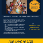 2021 Student Support Fundraiser